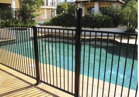Aluminium pool fencing in Sydney