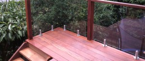 Pennant Hills NSW Frameless Glass Balustrade