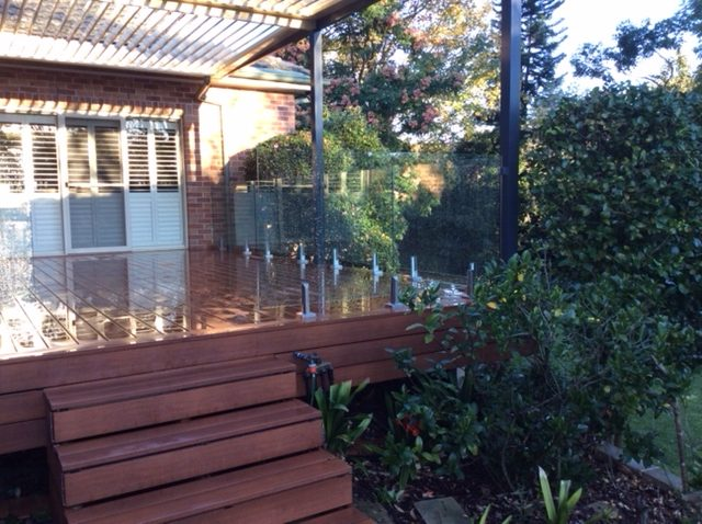 Frameless Glass Balustrade Cherrybrook-Hills District