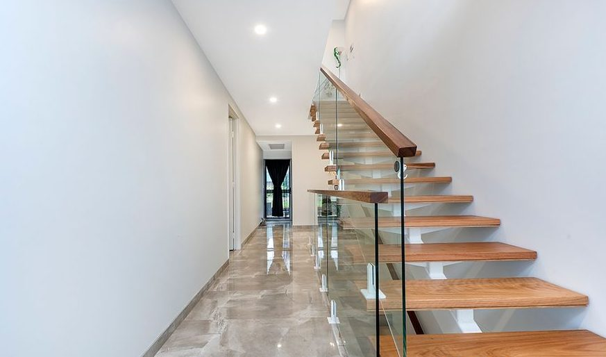 Frameless Glass Balustrade Ermington