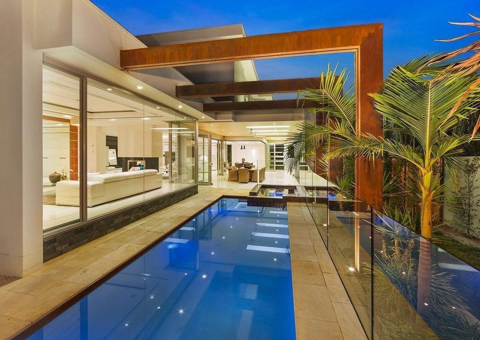 Frameless Glass pool fencing Bella Vista