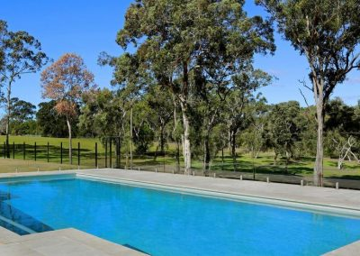 Frameless Glass Pool Fencing- Kenthurst