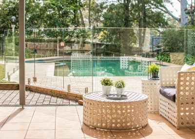 Glass Pool Fencing – Pymble